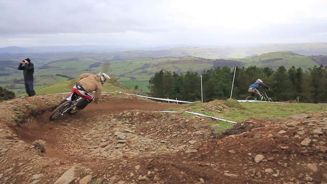 BUCS 2011 Moelfre Downhill Video