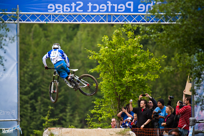 5 A day – Fort William World Cup – Saturday