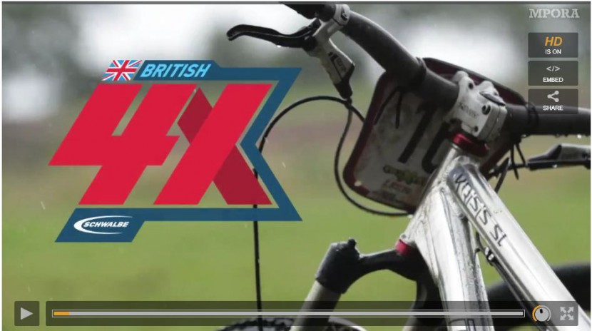 Schwalbe British 4x National Champs