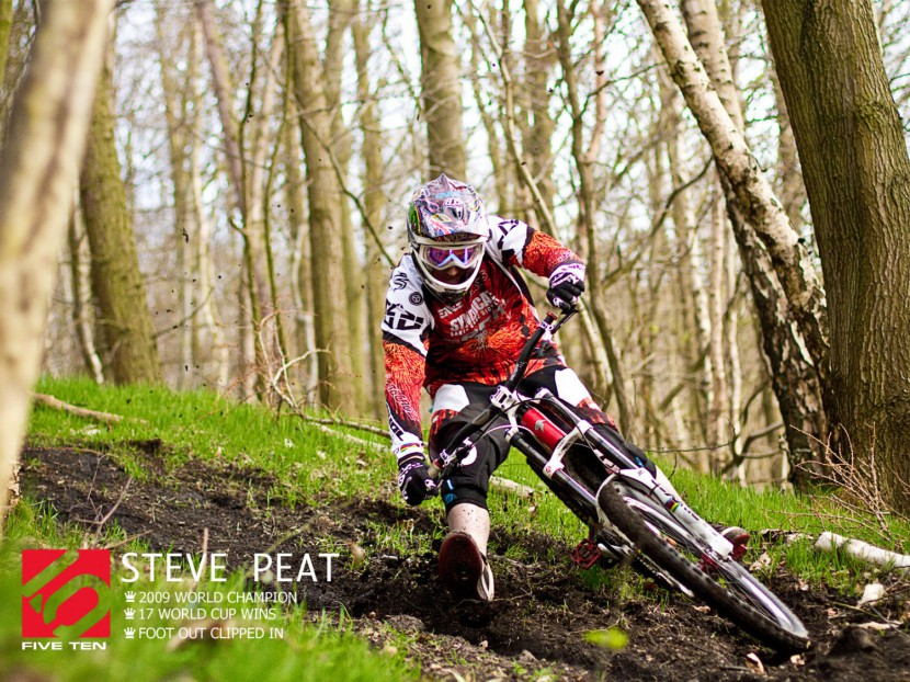 Free Steve Peat Desktop Wallpaper