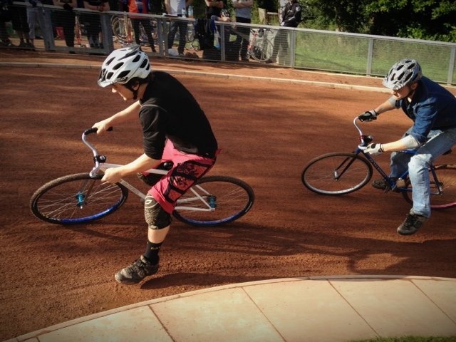 Summer Series 2012: Round 1 – Cycle Speedway