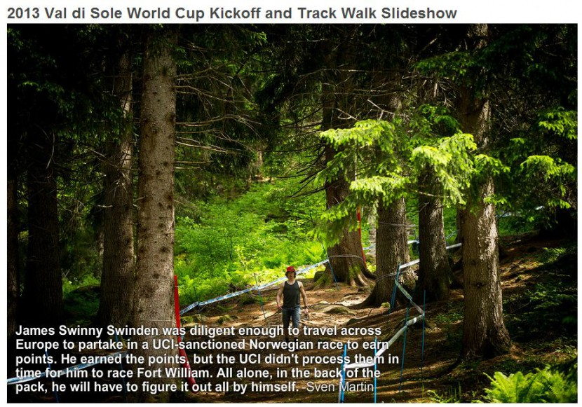 World Cup Swinny – Val di Sole