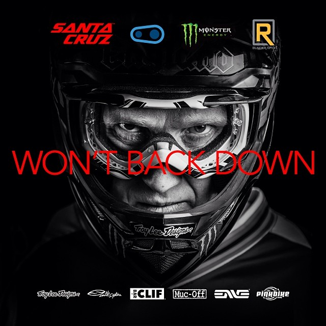 Steve Peat: Wont Back Down. Premiere in Sheffield!