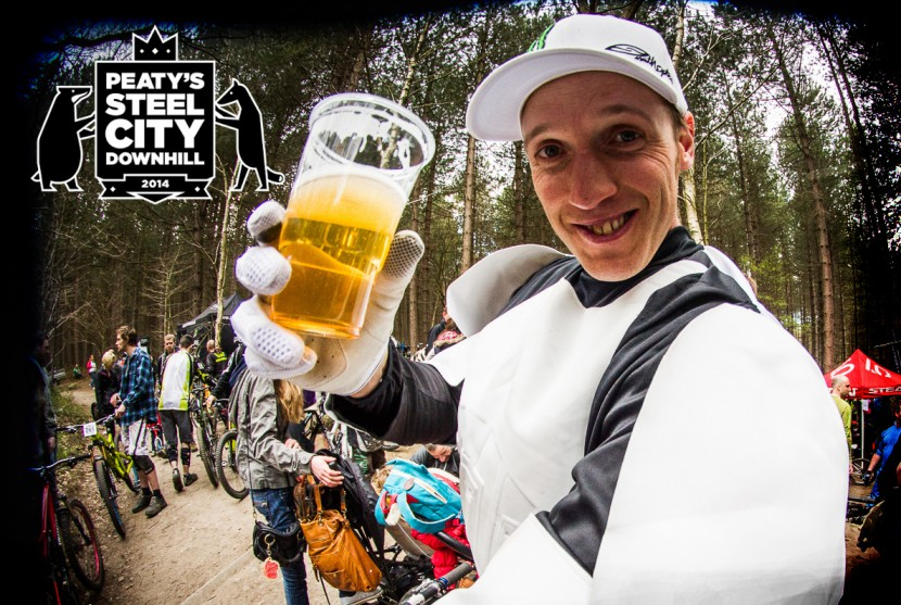Peaty's Steel City DH 2014