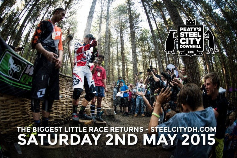 Peatys Steel City DH 2015