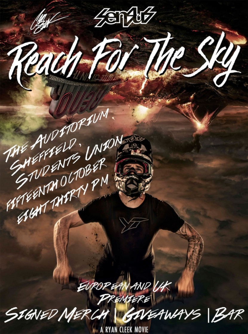 Cam Zinc's Reach for the Sky – UK premiere