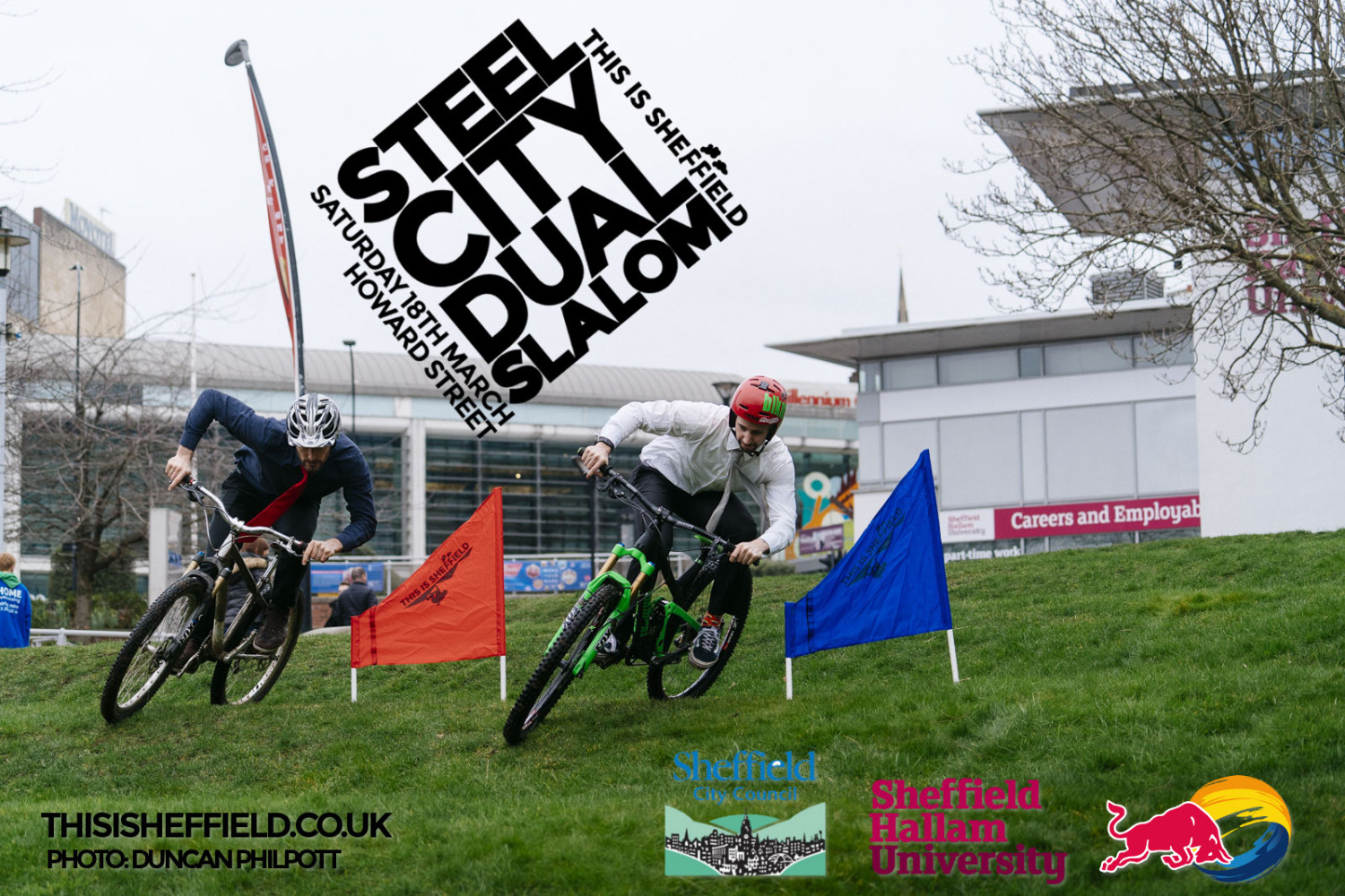 Steel City Dual Slalom - Launch 2