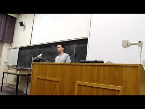 Cotic Lectures – Cy Turner from Cotic on bike design