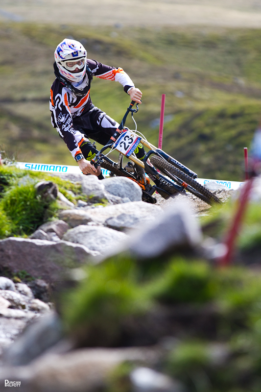 5 A day – Fort William World Cup – Friday