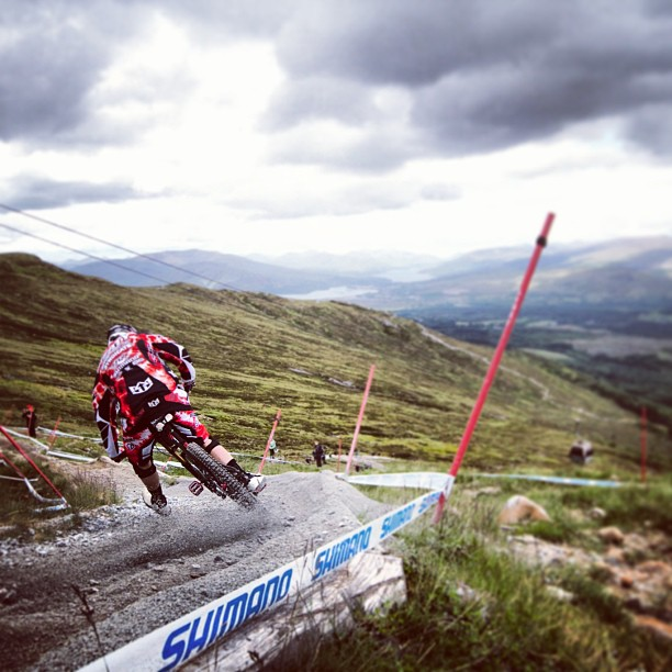 InstaGold – Peaty at Fort Bill 2012